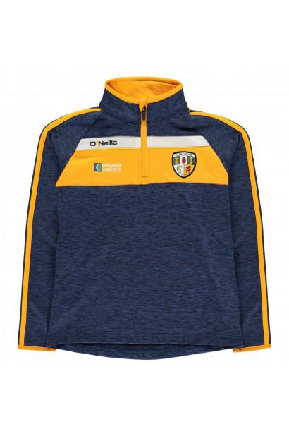 ONeills Antrim GAA Half Zip Pullover Boys