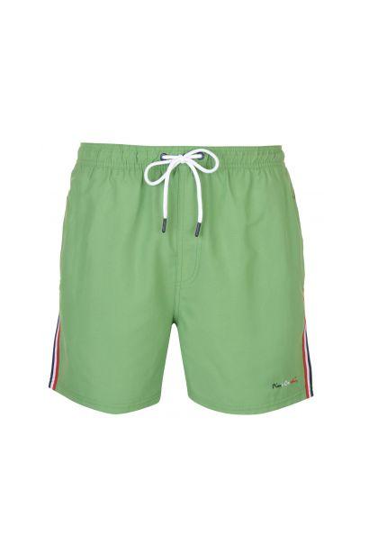Pierre Cardin Contrast Panel Swim Shorts Mens