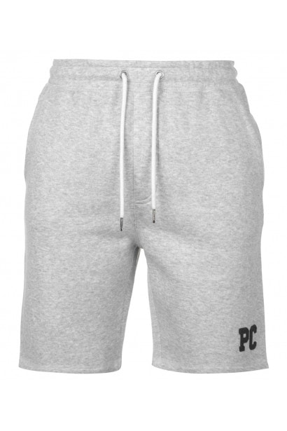 Pierre Cardin Applique Fleece Shorts Mens