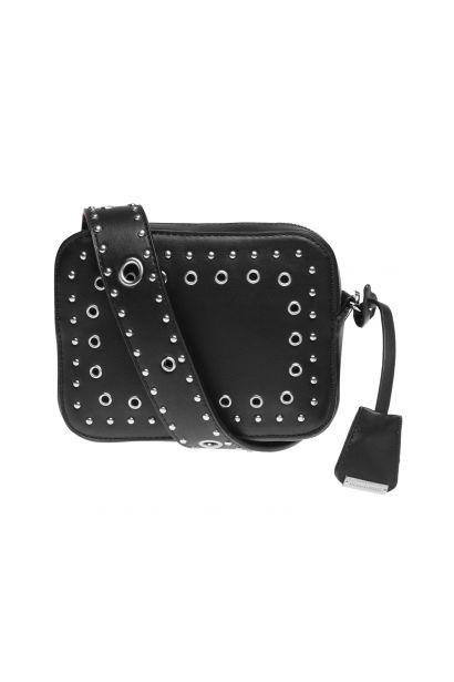 Glamorous Eyelet Shoulder Bag