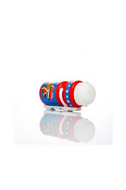 Super Wings Water Bottle with Holder
