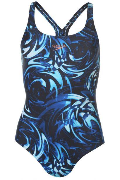 Speedo Alv Racer Swimsuit Ladies