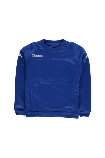 Kappa Round Sweater Junior Boys
