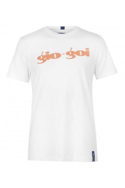 Gio Goi Core Logo T Shirt Mens