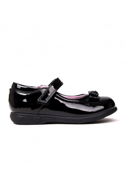 Miss Fiori Mary Jane Bow Childrens Shoes