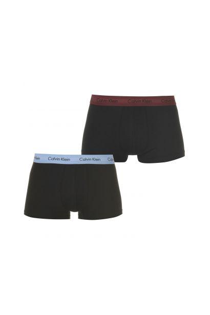 4c040134cda Calvin Klein Underwear Klein Underwear Cotton Stretch Trunks 2 Pack