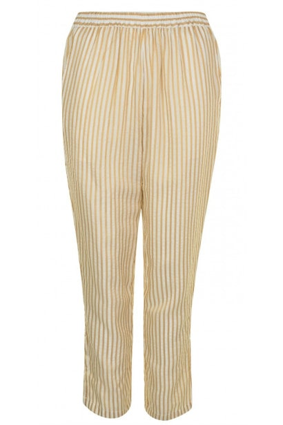 Mes Demoiselles Striped Trousers