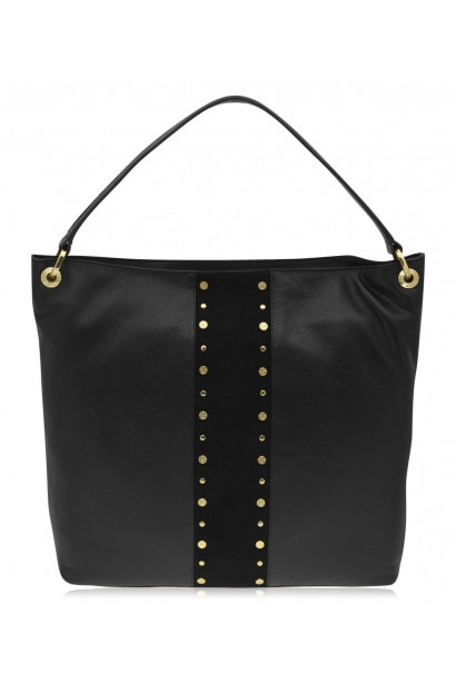 Biba Alexa Studded Leather Hobo