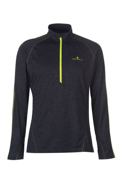 Ron Hill Hill Stride Half Zip Running Jacket Mens