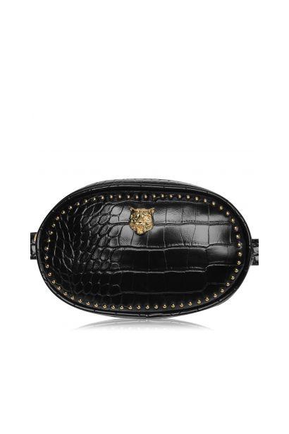Glamorous Croc Belt Bag