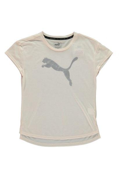 Triko Puma Urban Sport Training T Shirt detské Girls