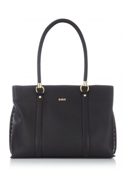 Biba Alexa Suede Shoulder Bag