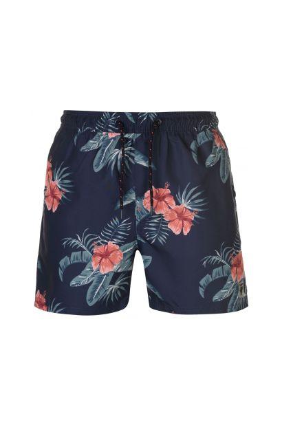 Pierre Cardin Print Swim Shorts Mens