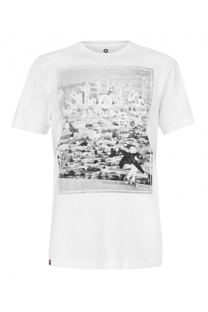 Airwalk USA Graphic T Shirt Mens