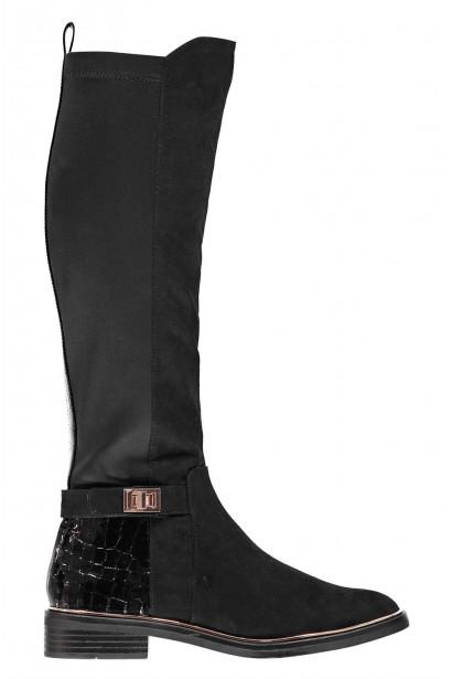 ba07c0e093 Miso Capri Knee High Ladies Boots