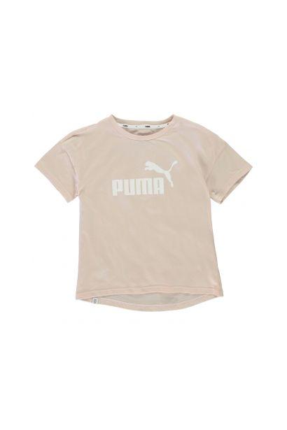 0b575f78eb Puma BF Crew T Shirt Junior Girls
