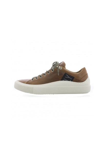Fly London Some Leather Trainers