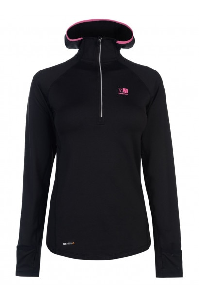 f67c3c2e2 Karrimor Race Hooded Performance Top Ladies