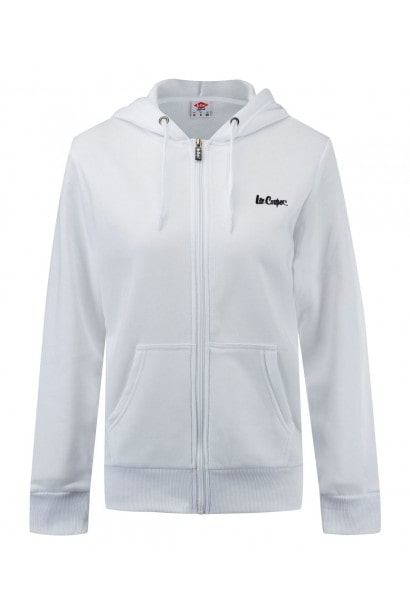 7112784d7db2 Women s sweatshirt Lee Cooper Zip Thru
