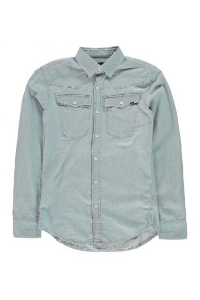G Star 3301 Long Sleeve Shirt