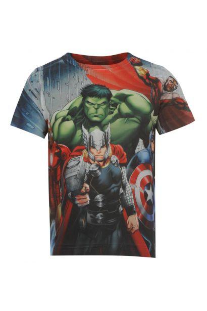 Marvel Sub Tee Juniors