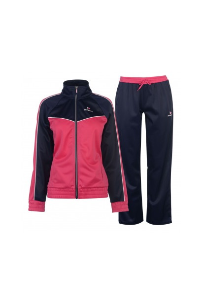 6245e3b0600 Donnay Poly Tracksuit Ladies