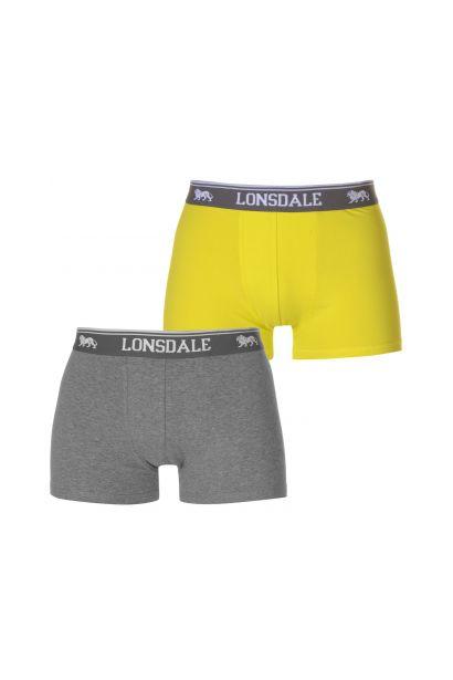 Lonsdale 2 Pack Trunk pánské