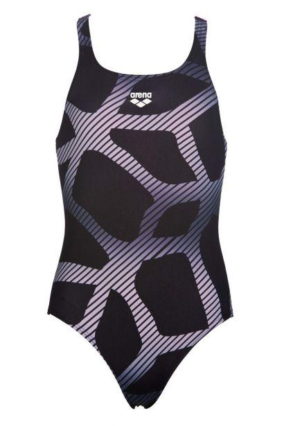 5673322fe9 Arena Spider Swimsuit Junior Girls