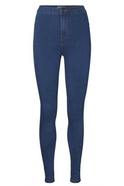 Noisy May Ella High Waist Ladies Jeans