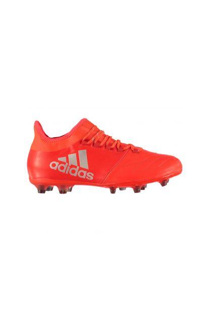 144fa365198d7 11 (46). Adidas X 16.2 FG Solar Red Silver Mens Football Boots