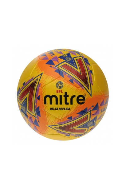 Mitre EFL Delta Replica Football