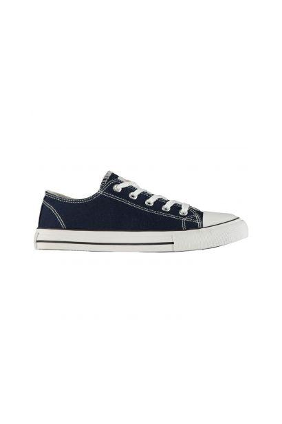 073608c87e81 Lee Cooper Canvas Lo Shoes Ladies