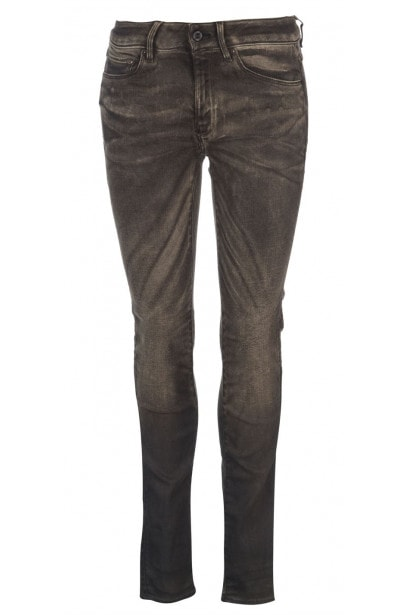 G Star 301 High Skinny Womens Jeans