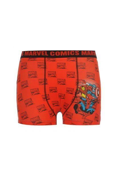 Marvel Single Boxer Shorts Junior