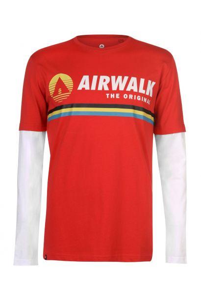 6d0995b2b9614 Značkové tričká s dlhým rukávom pre moderných mužov | FACTCOOL.SK ...