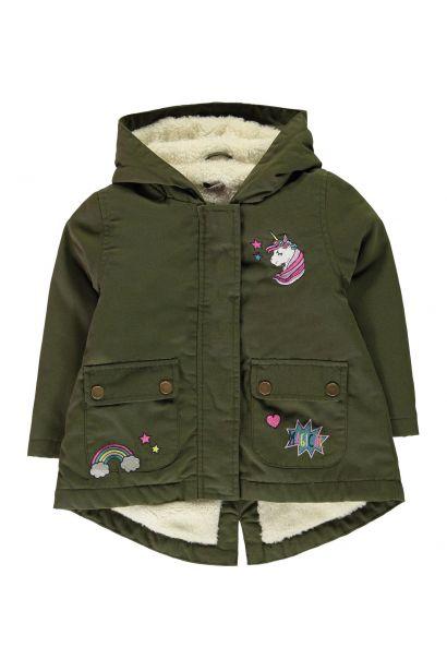 Crafted Essentials Parka Coat Infant Girls