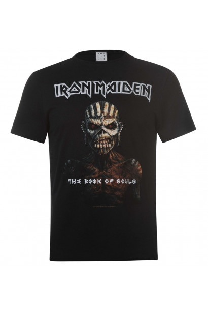 Amplified Clothing Iron Maiden T Shirt