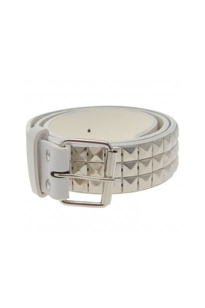 Pulp 3 Row Stud Belt Mens