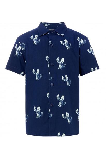 Howick Junior Cactus Print Shirt