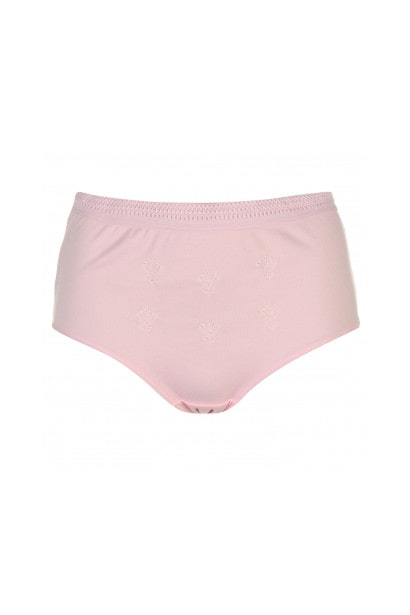 Cote De Moi Embroidered Full Briefs Ladies