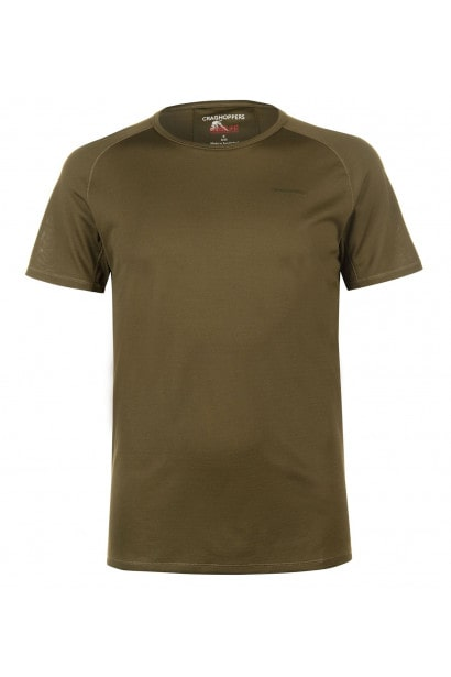 Craghoppers NosiLife Short Sleeve Base T Shirt Mens