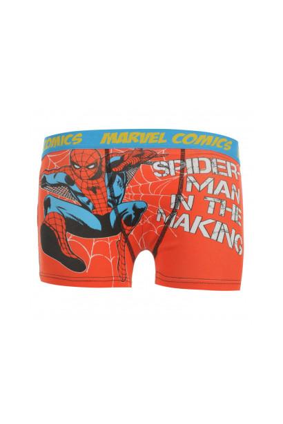 Marvel Spiderman Single Boxer Kids