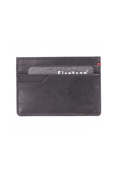 Firetrap Leather Card Holder