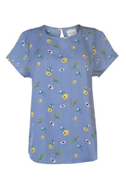 Lee Cooper Short Sleeved Check Shirt dámské
