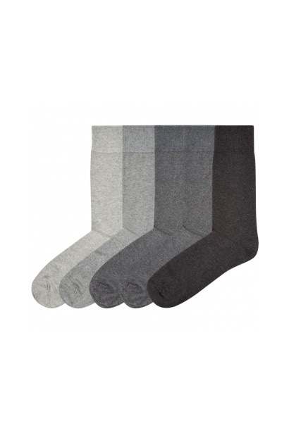 Howick 5 Pack Marl Socks