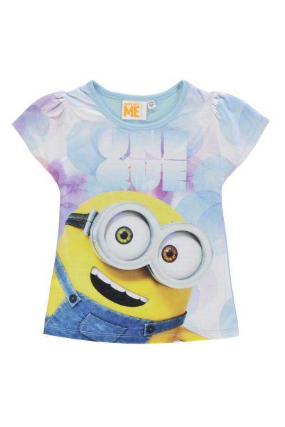 Character Short Sleeve T Shirt Infant Girls