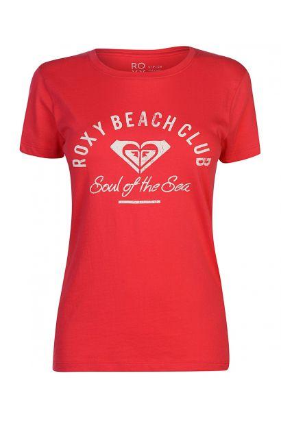 5a43533440 Roxy Beach Club T Shirt Ladies