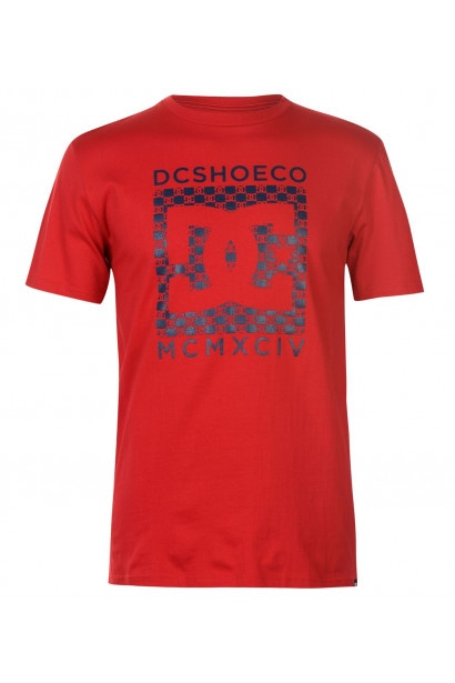 DC Racing Club T Shirt Mens