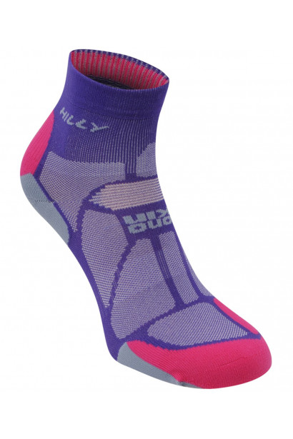 Hilly Marathon Fresh Running Socks Ladies