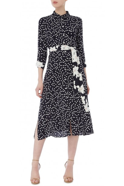 Emme Saba shirt maxi dress